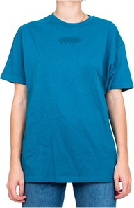 Niebieski t-shirt Vans
