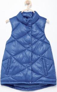 Niebieska kamizelka dziecięca Reserved