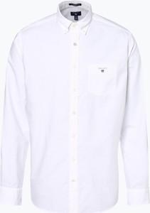 Koszula Gant z kołnierzykiem button down z długim rękawem