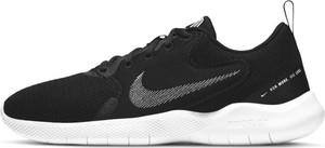 Czarne buty sportowe Nike z tkaniny