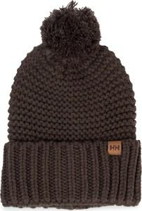 Brązowa czapka Helly Hansen