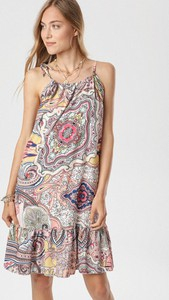 Sukienka born2be na ramiączkach