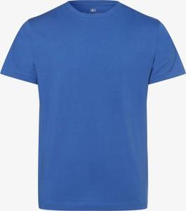 T-shirt Nils Sundström w stylu casual z bawełny