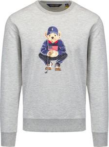 Koszulka polo POLO RALPH LAUREN z nadrukiem w młodzieżowym stylu