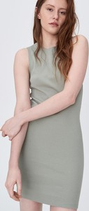 Sukienka Sinsay dopasowana mini w stylu casual