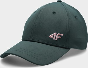 Niebieska czapka 4F