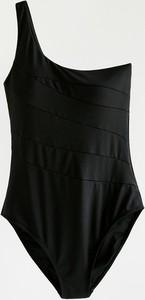 Czarny strój kąpielowy Reserved