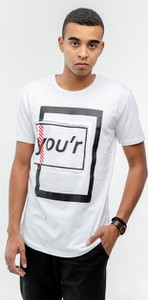 T-shirt BREEZY z krótkim rękawem