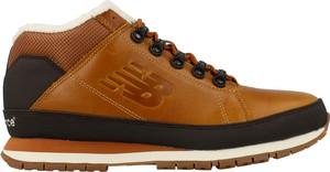 Brązowe buty trekkingowe new balance