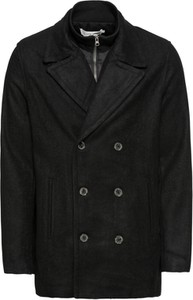 Czarna kurtka Pier One w stylu casual