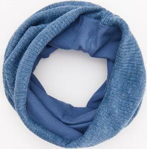 Niebieski szalik dziecięcy Reserved