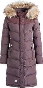 Płaszcz khujo z plaru w stylu casual