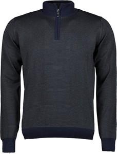 Czarny sweter Lavard