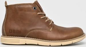 Buty zimowe Big Star sznurowane