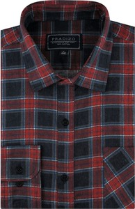 Koszula Pradizo z tkaniny w stylu casual