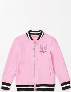 Różowa bluza dziecięca Multu