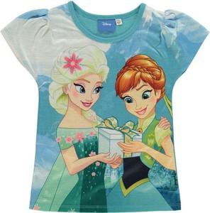Koszulka dziecięca Character z bawełny z krótkim rękawem