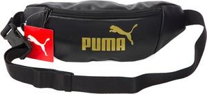 Saszetka Puma ze skóry ekologicznej