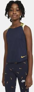 Koszulka dziecięca Nike bez rękawów