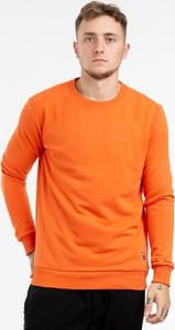 Pomarańczowa bluza BREEZY z bawełny