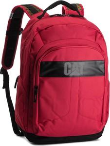 Czerwony plecak Caterpillar