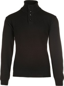 Czarny sweter Multu