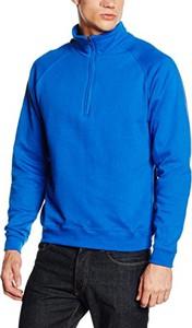 Niebieska bluza Fruit Of The Loom