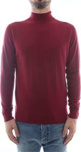 Sweter Calvin Klein w stylu casual z dżerseju