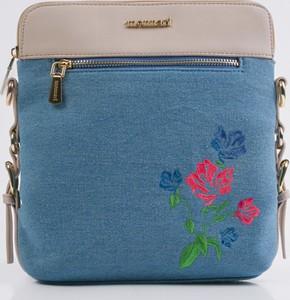 623b2a2a3d667 torebki listonoszki z kwiatem - stylowo i modnie z Allani