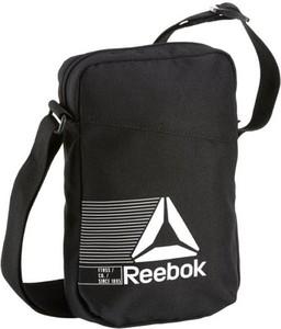 Czarna saszetka Reebok Fitness