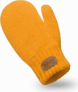 Żółte rękawiczki PaMaMi