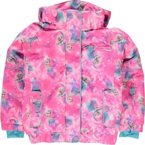 Różowa kurtka dziecięca Character