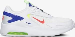 Buty sportowe Nike z płaską podeszwą ze skóry