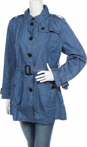 Niebieski płaszcz Danwear