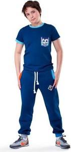 OKUAKU Crystal Skull Pocket T-shirt (Navy Blue)