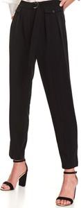Spodnie Top Secret z tkaniny