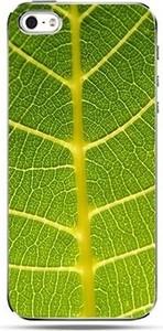 Etuistudio Etui na telefon zielony liść.