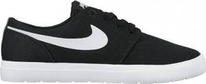 Czarne trampki Nike