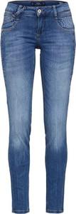 Niebieskie jeansy Fritzi aus Preußen w street stylu z jeansu