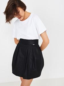 Czarna spódnica simple