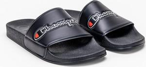 Czarne buty letnie męskie Champion