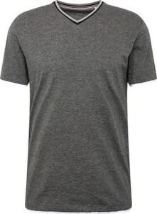 T-shirt Esprit z krótkim rękawem z bawełny