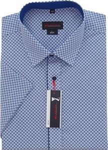 Koszula Klasyka Kielce z krótkim rękawem