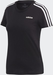 T-shirt Adidas z tkaniny