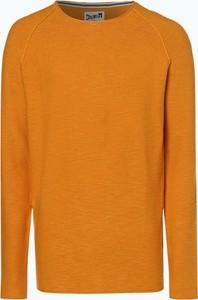Sweter DENIM by Nils Sundström w stylu casual z dzianiny