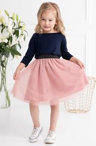 Różowa spódniczka dziewczęca KARKO