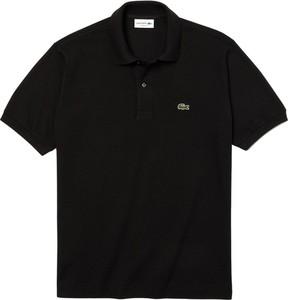 T-shirt Lacoste z bawełny z krótkim rękawem