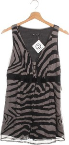 Sukienka Blacky Dress z okrągłym dekoltem mini bez rękawów