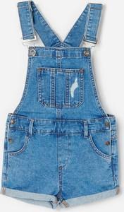 Spodenki dziecięce Reserved z jeansu