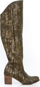 Kozaki Zapato na obcasie